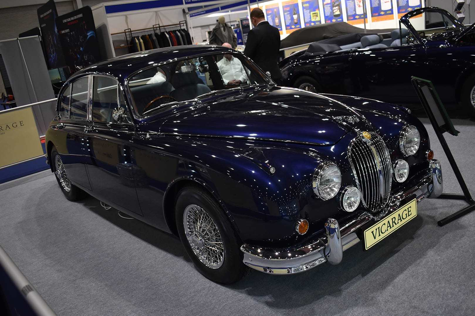 The London Clic Car Show 2019 Ers Insurance