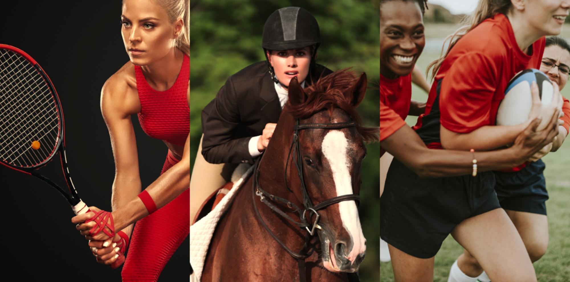 Womans Sports