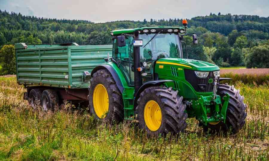 Tractor Image For Malcolms Agri Blog