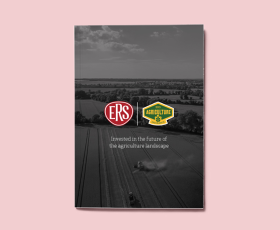 Promo Row Brochure Agriculture 2020